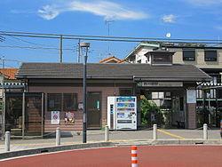 JR川越線 西川越駅